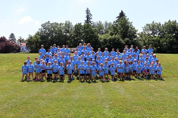 2019 running camp pic