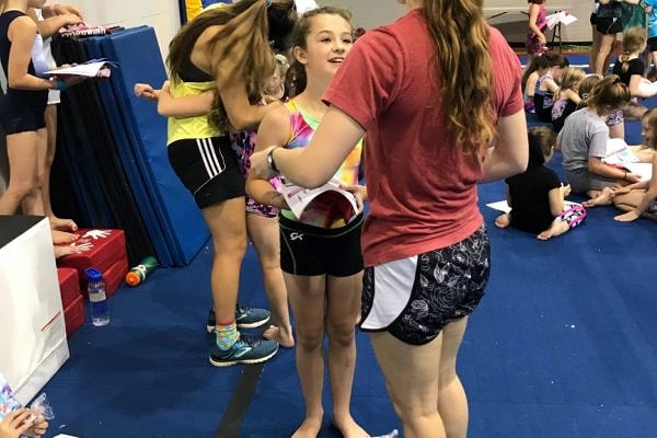 Gymnastics Camp Photo (2)