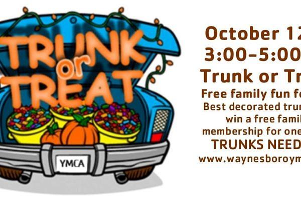Trunk or treat snippet