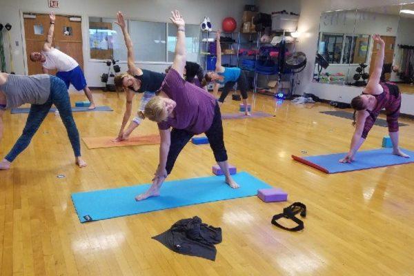 Beginner Yoga 2018