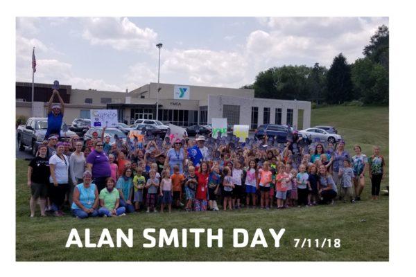 alan smith day photo