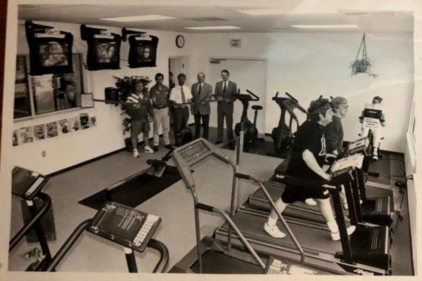 old wellness center